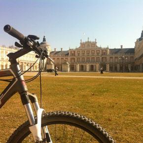 """Ciudadanos (C's) Aranjuez. El Día de la Bicicleta """"Seguridad ante todo""""."""