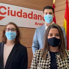 CIUDADANOS (Cs) ARANJUEZ: NUESTRO DESPACHO SIEMPRE ESTÁ ABIERTO PARA ESCUCHAR A LOS VECINOS