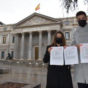Ciudadanos defiende las 3 enmiendas en el Congreso de los Diputados